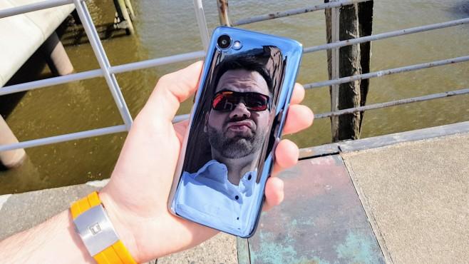 HTC Desire 12©COMPUTER BILD/Michael Huch