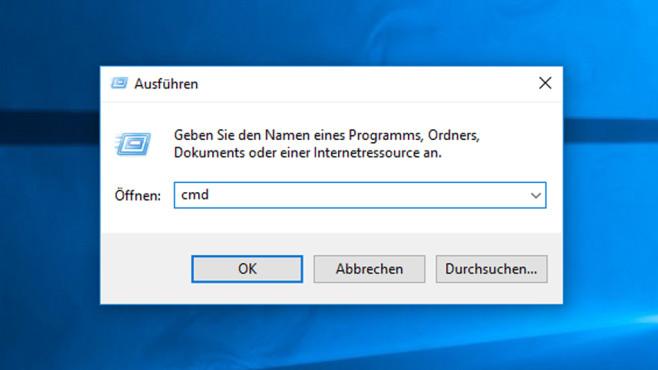 Windows 10: Programme als Administrator ausführen©COMPUTER BILD