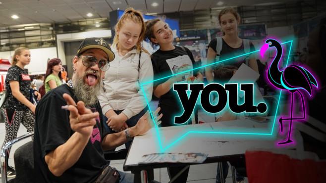 You Summer Festival – Recap: Spaß, Bildung & Spiele You – Europas größtes Jugendevent in Berlin – fand vom 24. bis 26. Mai 2019 auf dem Berliner Messegelände statt.©Messe Berlin