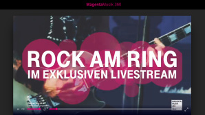 MagentaMusik 360 Rock am Ring 2019 © Deutsche Telekom