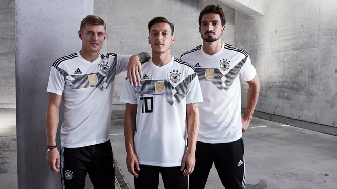 Adidas DFB Home 2018©Adidas