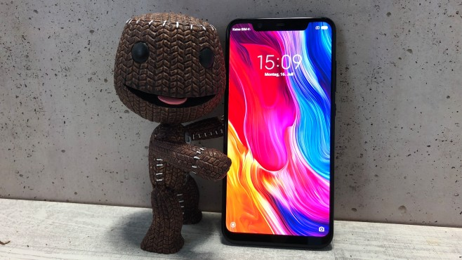 Xiaomi Mi 8: Test, Infos, technische Daten, Import, Preis, Release XXX©COMPUTER BILD