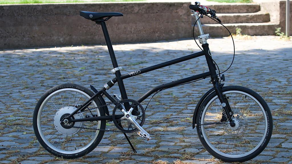 elektro klapprad vello bike im test kannst du knicken. Black Bedroom Furniture Sets. Home Design Ideas