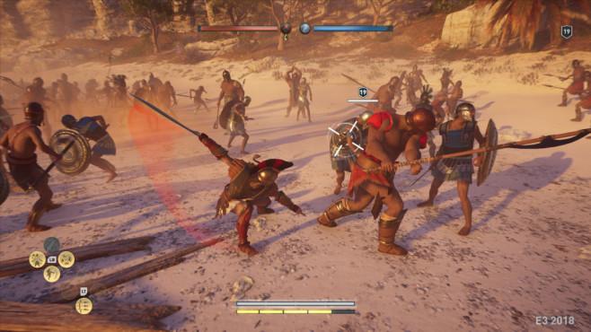 Assassin's Creed Odyssey©Ubisoft