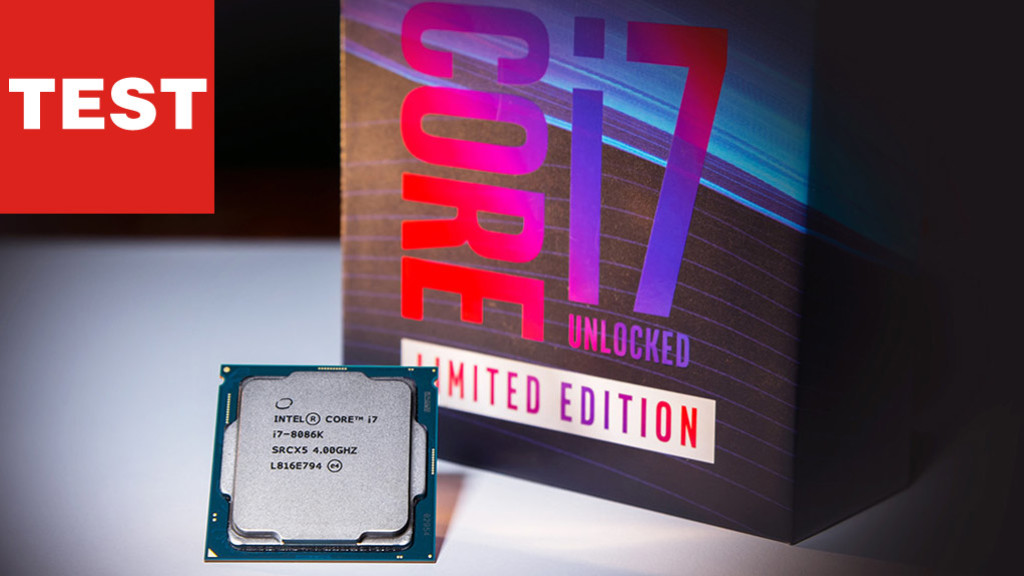 Intel Core i7-8086K im Test © Intel