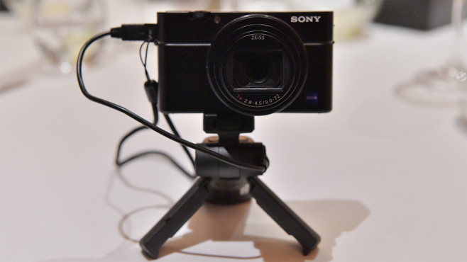 Sony Cyber-shot RX100 VI©COMPUTER BILD