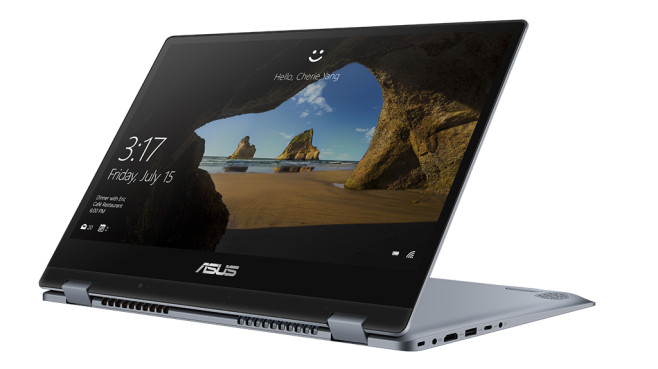 Asus VivoBook Flip 14 (TP412)©Asus