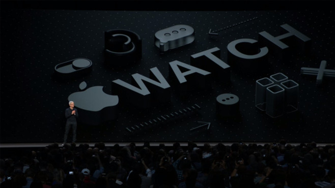 Apple Watch und watchOS 5 © COMPUTER BILD