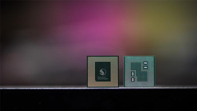 Qualcomm Prozessor Snapdragon 845©Qualcomm