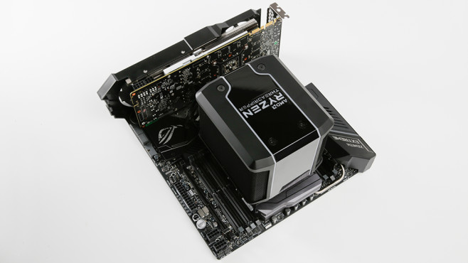 AMD Ryzen Threadripper 2990WX © COMPUTER BILD