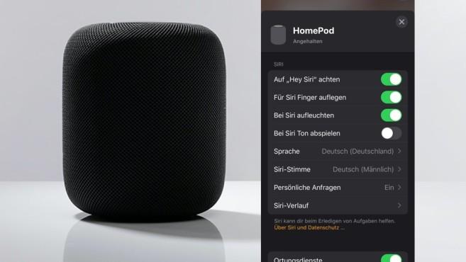 Die besten Infos, Tipps und Tricks rund um den Apple HomePod ©COMPUTER BILD, Cornelius Braun