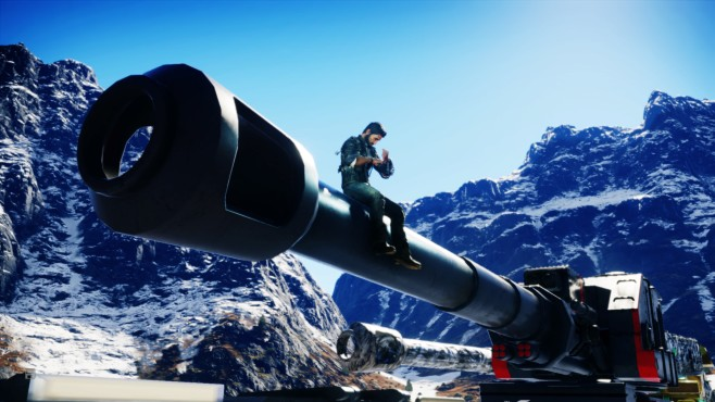 Just Cause 4 © Square Enix