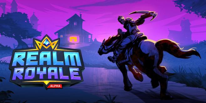 Realm Royale Logo©Hi-Rez Studios