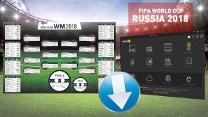 Die Top-Downloads zur WM 2018©iStock.com/efks