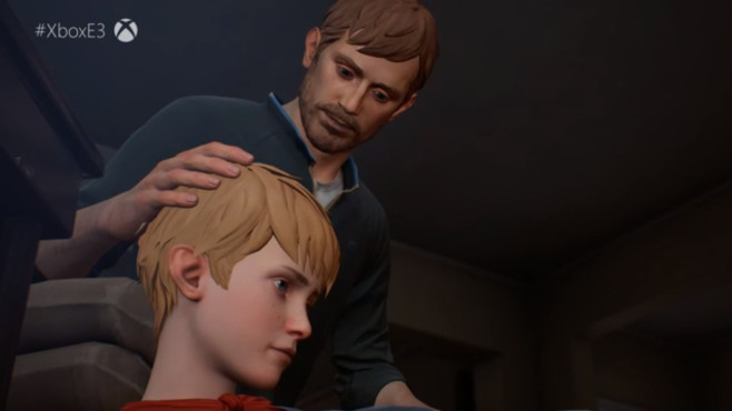 The Awesome Adventures of Captain Spirit © Dontnod
