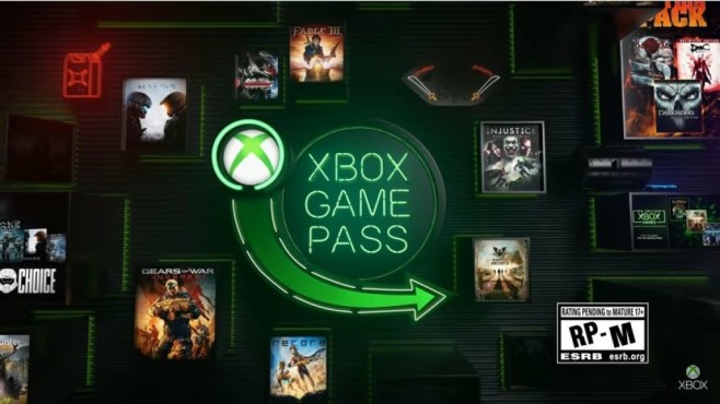 Xbox-Game-Pass © Microsoft