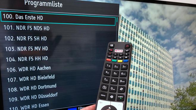 OK ODL 55651U im Test©COMPUTER BILD