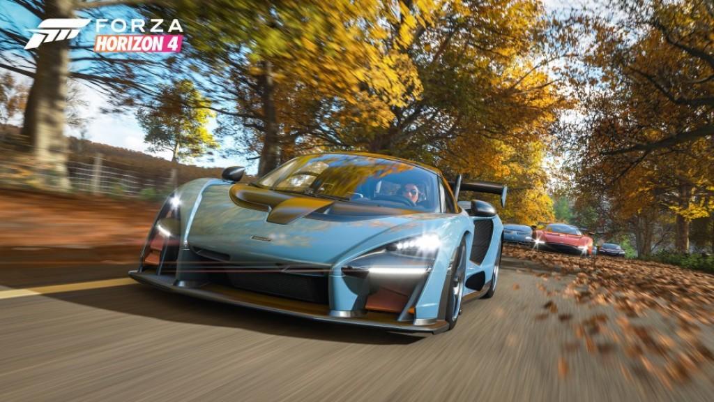 Forza Horizon 4: Open-World-Rennspiel angekündigt©Microsoft