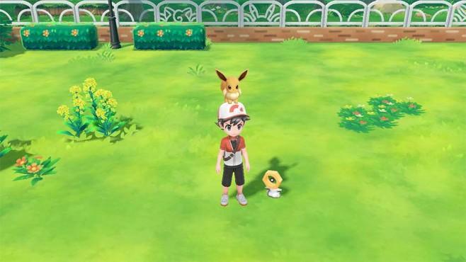 Pokémon – Let's Go: Go Park©COMPUTER BILD SPIELE / Nintendo