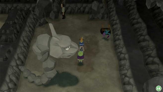 Pokémon – Let's Go: Pokémon in der Wildnis©COMPUTER BILD SPIELE / Nintendo