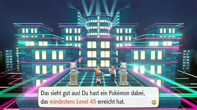 Pokémon – Let's Go: Spektakuläre Kulisse©COMPUTER BILD SPIELE / Nintendo