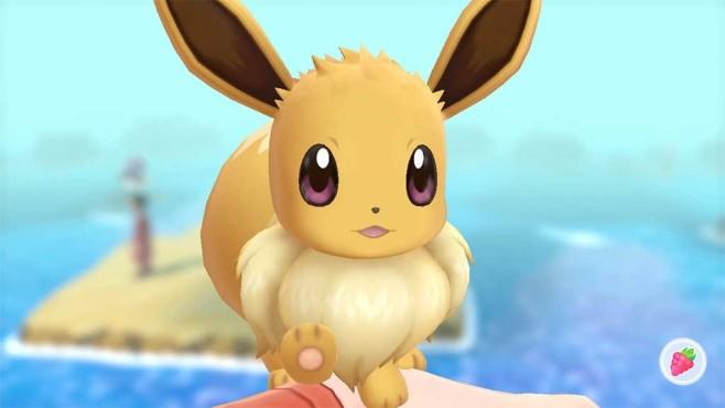 Pokémon – Let's Go: Spielen©COMPUTER BILD SPIELE / Nintendo