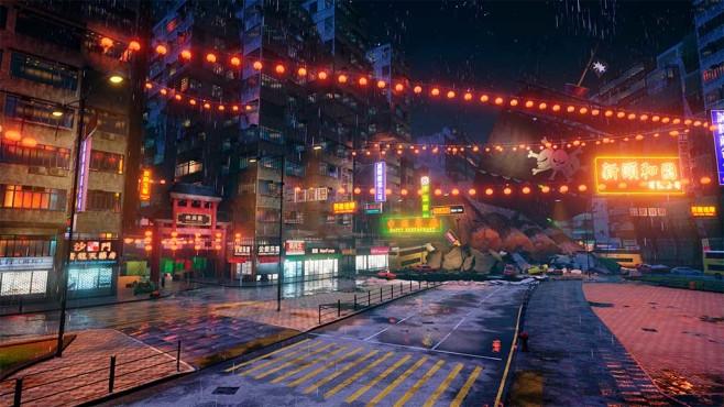 jump Force: Hongkong©Bandai Namco