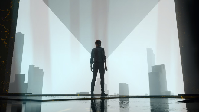 """Control: Termin, Trailer, angespielt – alle Infos! Im """"Astral Plane"""" tauchen Sie in eine neue Dimension des """"Oldest House"""" ein.©505 Games"""