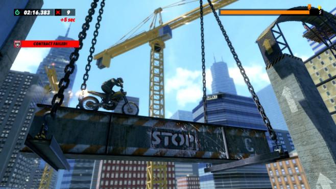 """Trials Rising angespielt: Fun-Racer in der Vorschau Mit """"Trials Rising"""" gehen Sie ganz oft einen Balanceakt ein.©Ubisoft"""