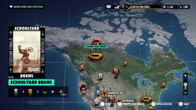 """Trials Rising angespielt: Fun-Racer in der Vorschau """"Trials Rising"""" führt Sie einmal um die Welt. Im Spielverlauf schalten Sie immer mehr neue Strecken frei.©Ubisoft"""