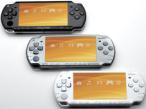 Neue PSP-Konsole: TV-Kabel liegt nicht bei Die neue PSP-Konsole wird in verschiedenen Farben ausgeliefert.