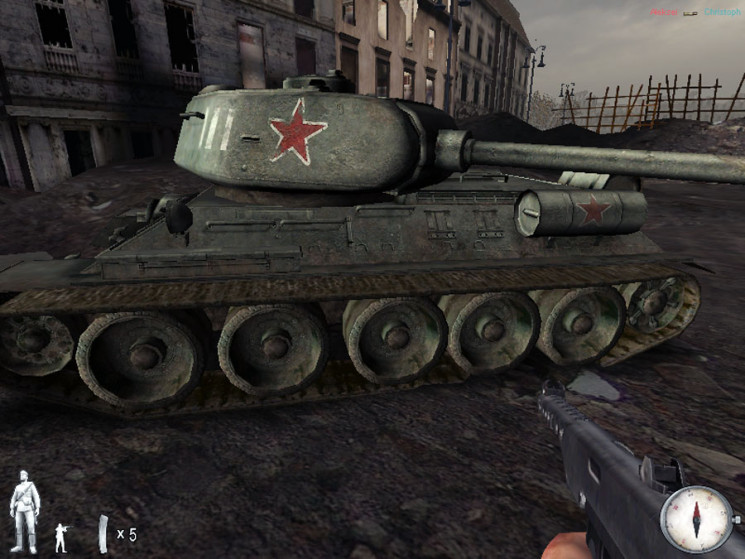 Panzer Spiel Pc