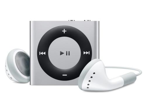 iPod shuffle ©Apple