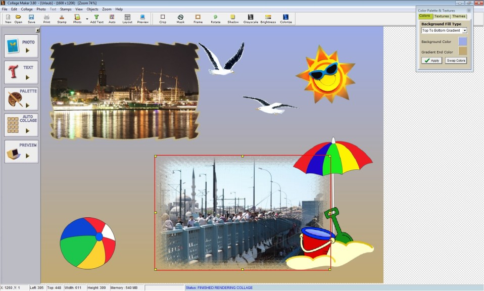 Screenshot 1 - CollageMaker