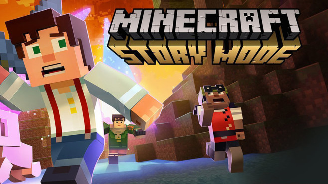 Minecraft – Story Mode auf Netflix©Telltale Games
