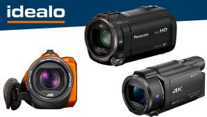 Camcorder©JVC, Panasonic, Sony