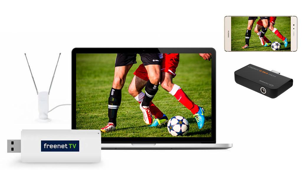 dvb t2 sticks mobiles antennenfernsehen im test audio. Black Bedroom Furniture Sets. Home Design Ideas
