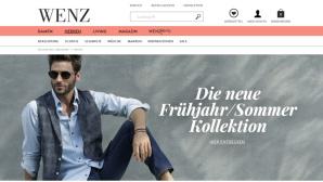 Onlineshop von Wenz lädt zum Sparen ein©PR/Screenshot www.wenz.de
