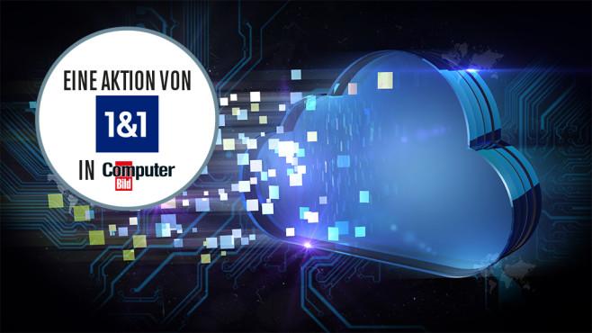1 Terabyte Cloud-Speicher sichern©istock/Just_Super, COMPUTER BILD