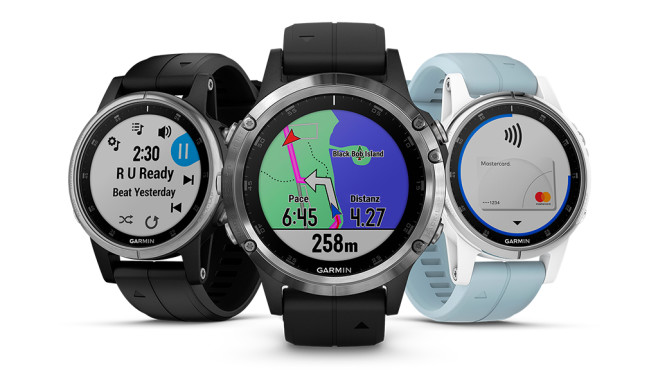 Garmin Fenix 5 Plus © Garmin