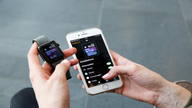 Apple Watch App©COMPUTER BILD