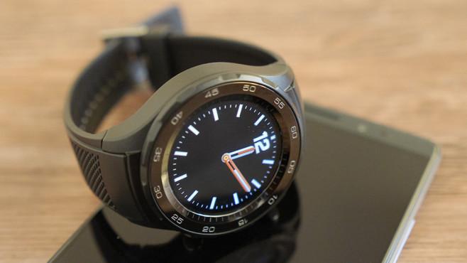 Huawei Watch 2©COMPUTER BILD