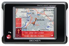 Becker Travel Assist Highspeed II