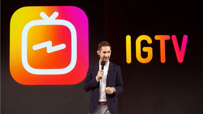 Instagram-CEO Kevin Systrom © Instagram