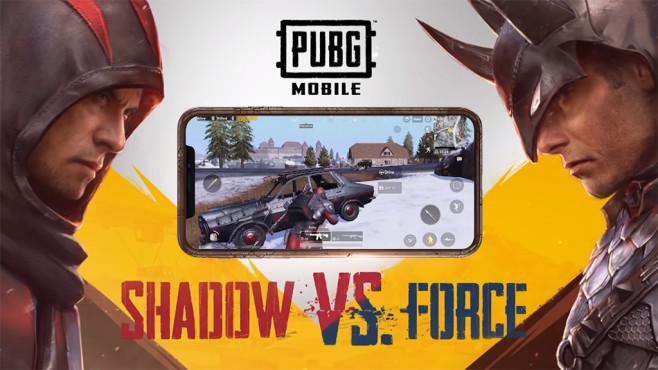 PUBG Mobile©Tencent Games / PUBG Corp