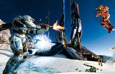 Halo 3: Auch im Mehrspieler-Modus geht mächtig die Post ab. Jagen Sie Ihre Freunde!