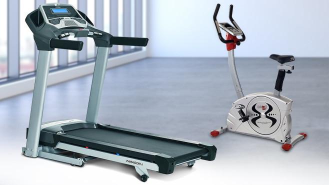 Fitnessgeräte für Zuhause So bleiben Sie fit PUTER BILD