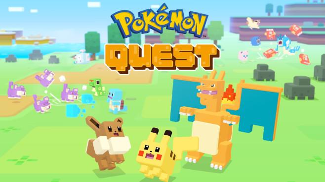 Pokémon Quest©Nintendo