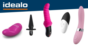 Vibratoren © Fun Factory, Lelo, Fifty Shades of Grey