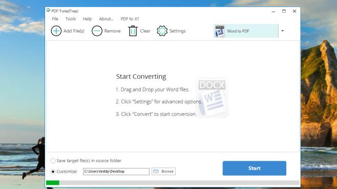 PDF Forte: PDFs erzeugen oder weiterverarbeiten ©COMPUTER BILD